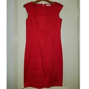 Calvin Klein sheath dress